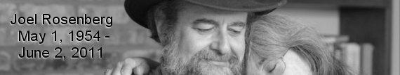 Joel Rosenberg, 1954-2011